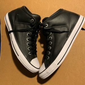 Converse Shoes - leather Converse
